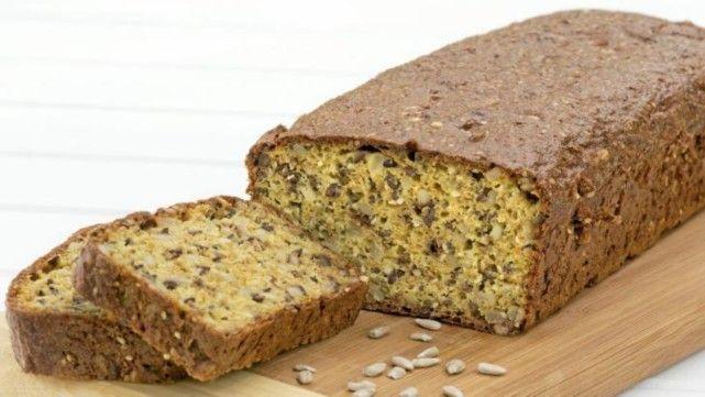 Oppskrifter på åtte sunne brød, briks og knekkebrød.
