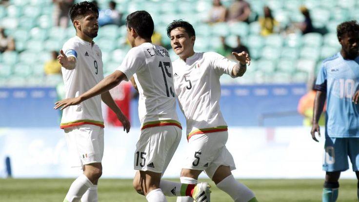 Erick Gutierrez,Oribe Peralta,Michael Perez