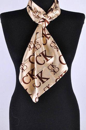 Женский платок на шею (французский галстук) арт. 73707