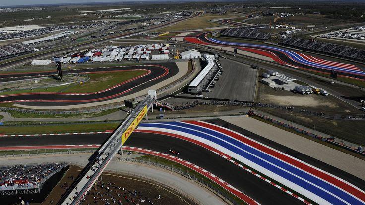 USA Grand Prix @ Austin, Texas 2012