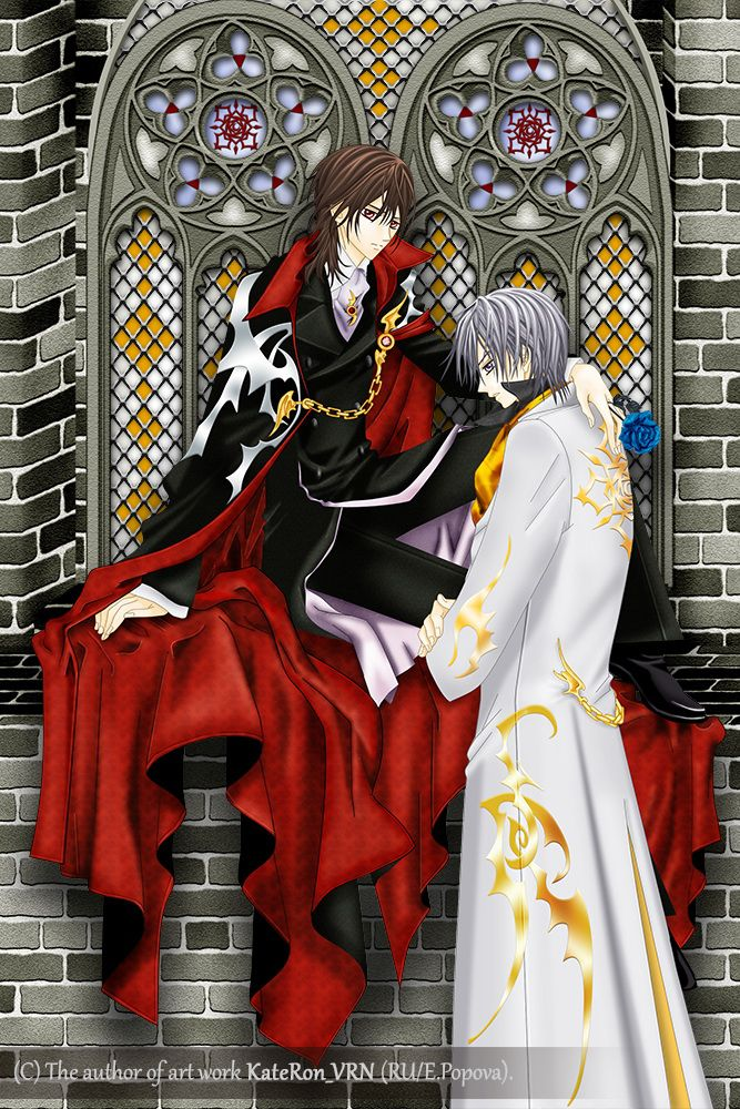 17 Best images about Kaname x Zero on Pinterest
