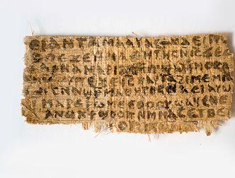 Папирус с упоминанием жены Иисуса оказался подлинным