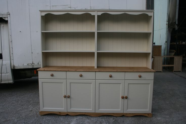 One of our latest hand painted dressers: http://www.lowennaspinefurniture.co.uk/search.asp?types=Welsh+Dressers