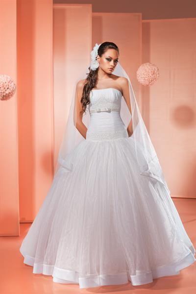 Свадебное платье юбка с драпировкой