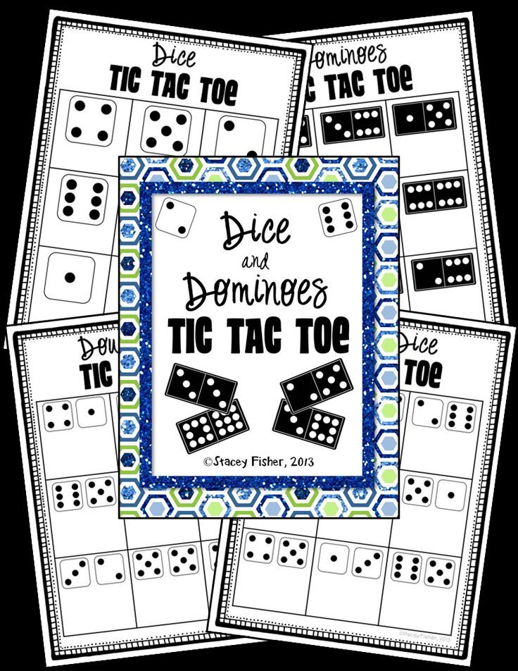 FREEBIE: Differentiated game boards to practice counting and adding while playing Tic Tac Toe