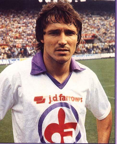 Daniel Bertoni Fiorentina