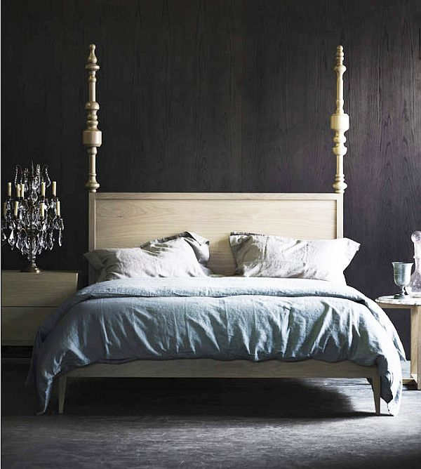 5 Beautiful Accent Wall Ideas To Spruce Up Your Home: Best 25+ Dark Romantic Bedroom Ideas On Pinterest