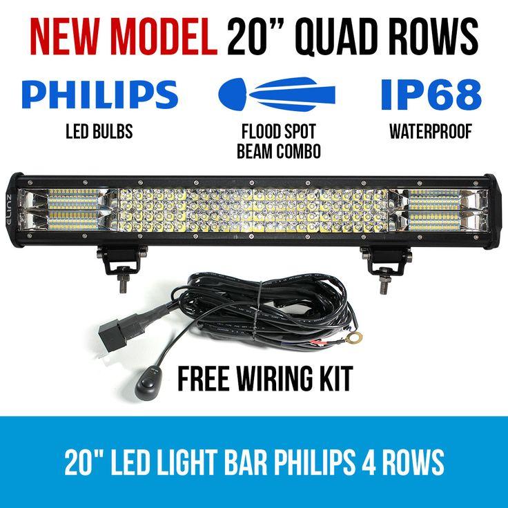 The 25+ best 20 inch light bar ideas on Pinterest   Jeep wrangler ...