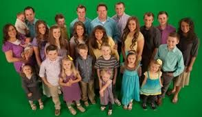 Fav tv show- 19 kids and counting.  AL