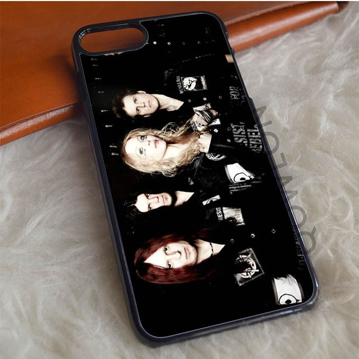 Arch Enemy Band Metal iPhone 7 Plus Case