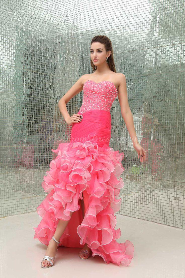 Mejores 43 imágenes de dresses en Pinterest | Alta costura, Vestido ...