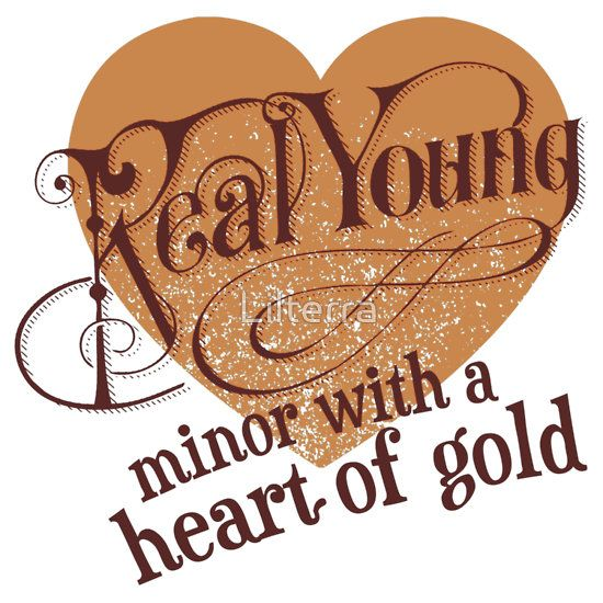 Real Young Minor with a Heart of Gold by lilterra.com