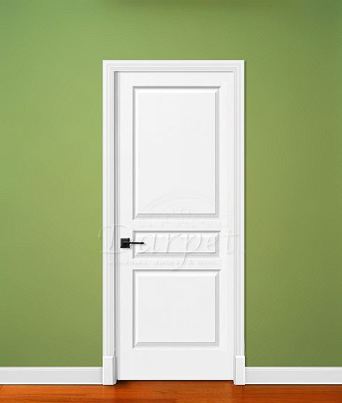 3 Panel Avalon Door From Jeld Wen Darpet Interior Doors
