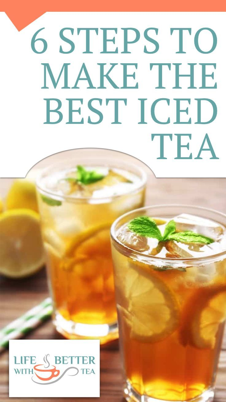 Traditional Iced Tea Recipe In 2020 With Images Tea Maker