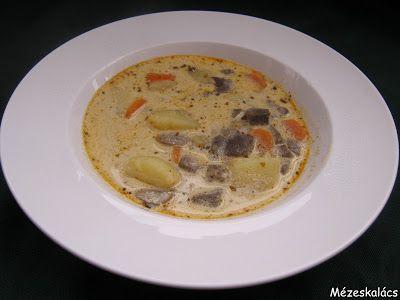 Mézeskalács konyha: Savanyú leves bárányból
