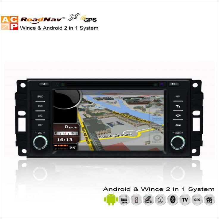 Car Android Multimedia Stereo For Chrysler Sebring / Aspen / 300 2007~2010 - Radio CD DVD Player GPS Navigation Audio Video
