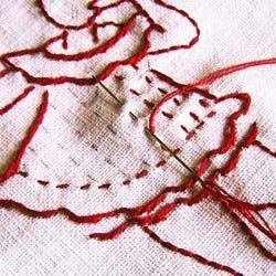Sarah's Hand Embroidery stitch tutorials AWESOME!!!