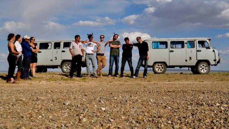 Group tours mongolia