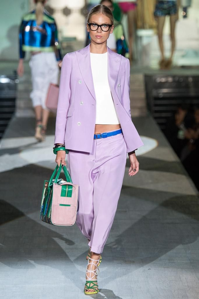 Dsquared² Spring 2015 Ready-to-Wear - Collection - Gallery - Look 27 - Style.com