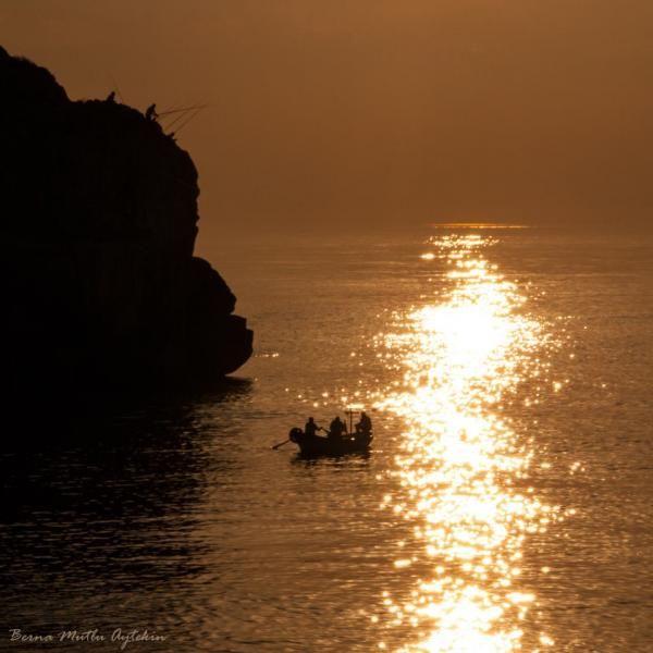 Zonguldak balıkçıları