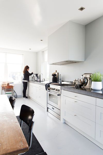25+ Best Ideas About One Wall Kitchen On Pinterest