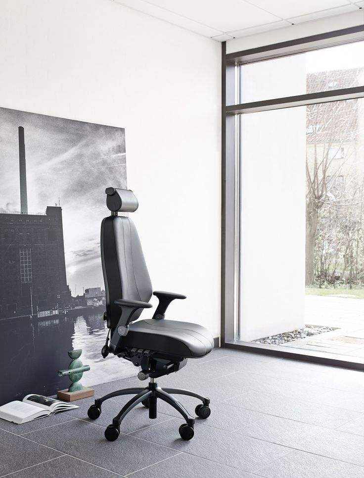 Human body has been RH's greatest source of inspiration for the creation of its chairs. #RHLogic #ergonomics #design #wellbeing #Scandinavian #office