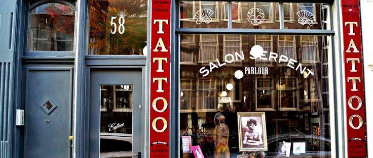 34 best girls tattoos das tattoomag f r m dels images for Tattoo amsterdam walk in