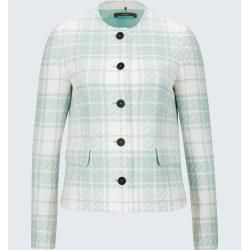 Blazer in Mint gemustert windsor