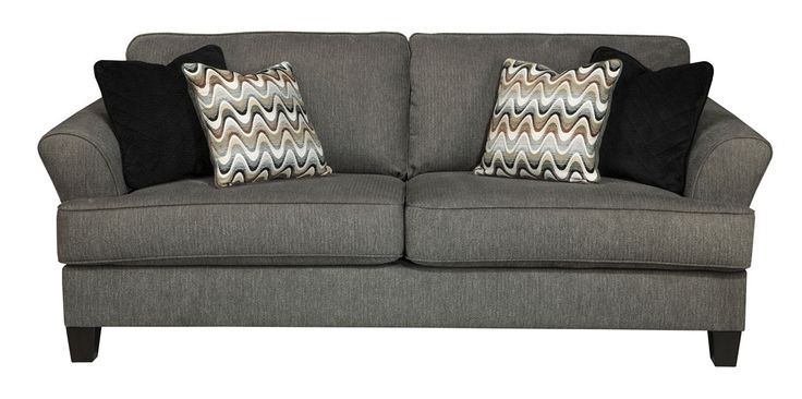 Living Room Decor on a Budget: Gayler Sofa by Ashley Furniture. At Kensington Furniture for $399.99
