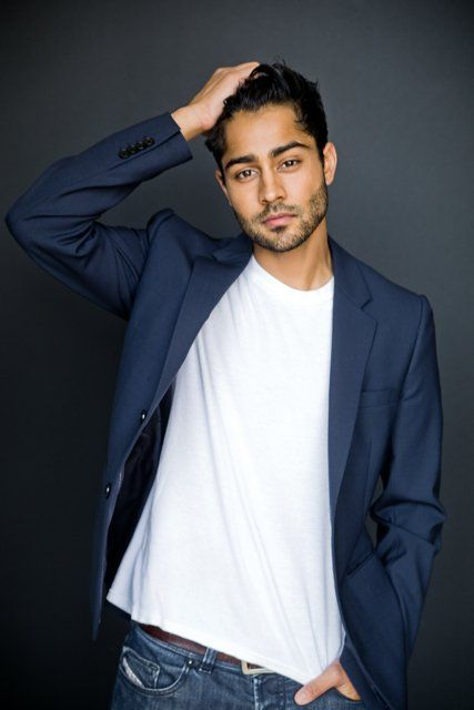 Manish Dayal, I freakin love you so much. So so much.