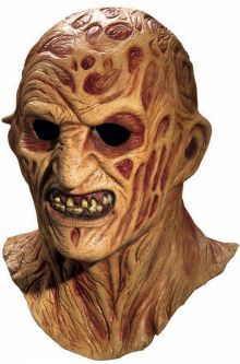 Freddy Krueger Adult Overhead Latex Mask