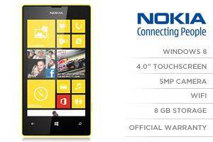 Lumia 520 *Pargain* .. nah never mind (No flash)