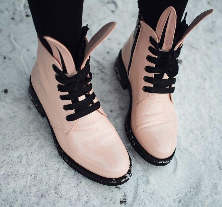 Minna Parikka Bunny shoes