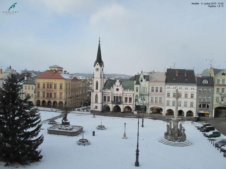 Trutnov - Czech Republic Live webcams City View Weather - Euro City Cam