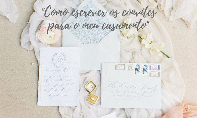 Como Escrever O Convite Do Meu Casamento Em 5 Passos Com Imagens