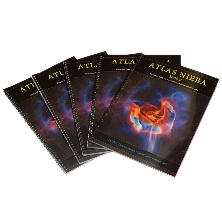 Atlas Nieba 2000.0 powstał z myślą o miłośnikach nieba.
