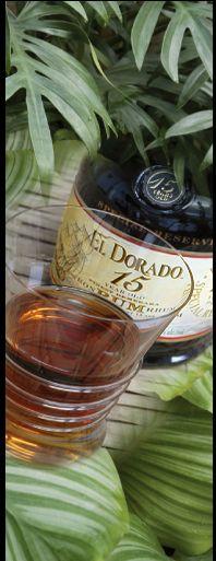 I have found my El Dorado, 15 Year Old Rum
