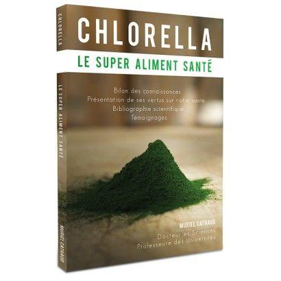 Livre sur la Chlorella