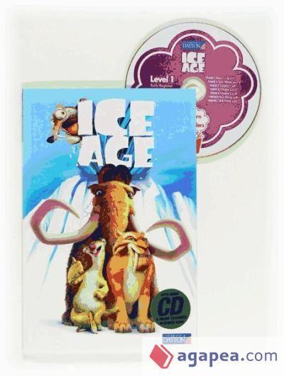 Un libro que nos permitirá aprender inglés al tiempo que disfrutamos de las aventuras de un mamut, un perezoso y un tigre dientes de sable en la Edad de Hielo. Incluye CD