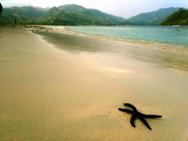 Kiluan Beach, Lampung