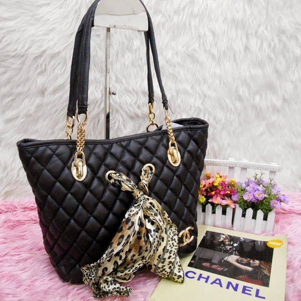 TAS MURAH IRFA' HEIRAH BAG'SHOP: CHANEL SYAL/CHANEL-B3396