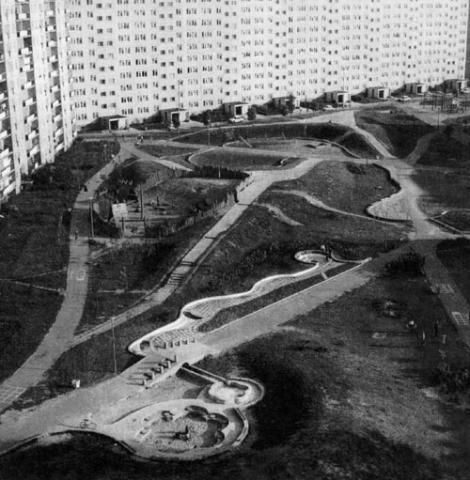 Żabianka - osiedle budowane dla ludzi | Strefa Historii