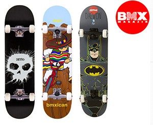 Oferta Skate complet Almost, Enjoi, Element, Darkstar, Blind, Cliche, Zero | BMXMagazin