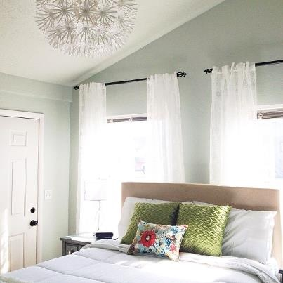 Best The Master Bedroom After Paint Is Sea Salt By Sherwin 640 x 480