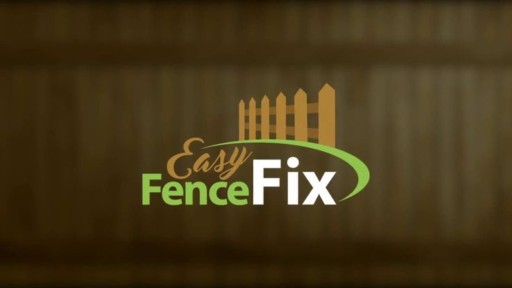 Fix Your Rotten Wood Fence Post In Five Minutes With Easy Fence Fix