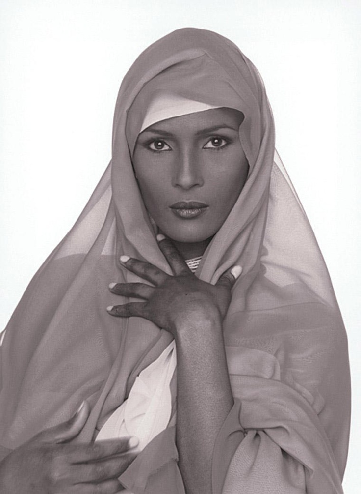 Waris Dirie (Somali: Waris Diiriye, Arabic: واريس ديري) (born in 1965) is a Somali model, author, actress, humanitarian and social activist...SURVIVOR.