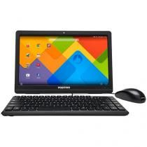 Computador/PC All in One Positivo Union US2070 - ARM Cortex A9 2GB 16GB Android 4.4 LED 15,6