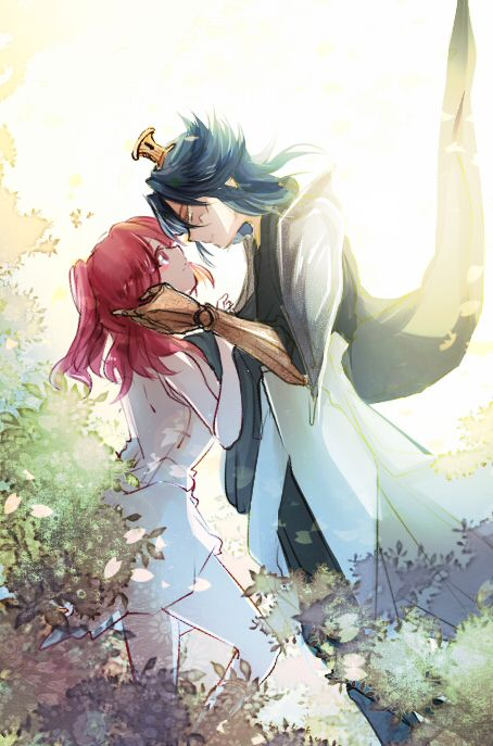 Morgiana & Ren Hakuryuu (HakuMor) - Magi: The Labyrinth of Magic