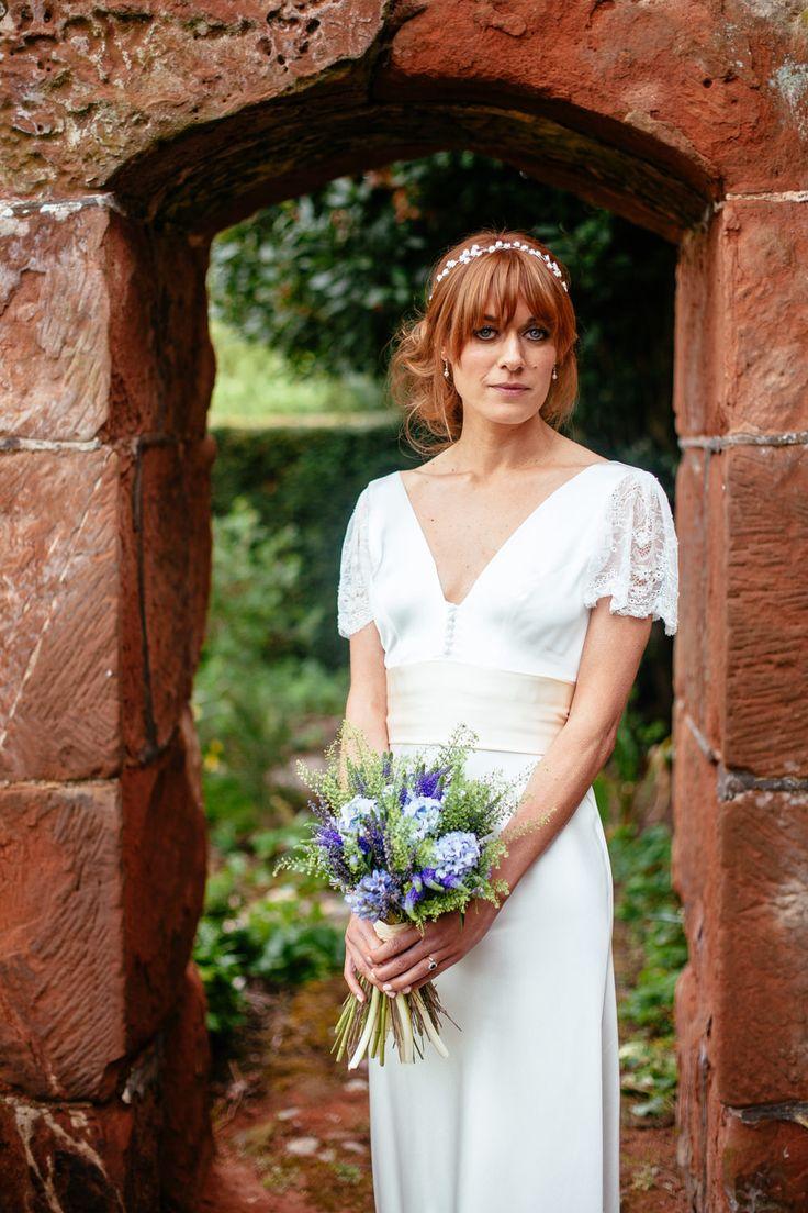 budget wedding photography west midlands%0A Charlie Brear dress for a vintage barn wedding  West MidlandsPrivate