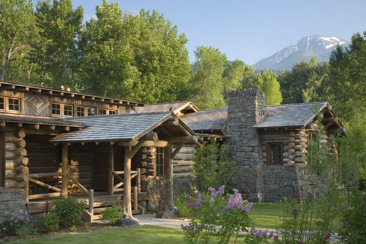 360 Ranch - Guest Cabins - Architect Portfolio | Miller Architects